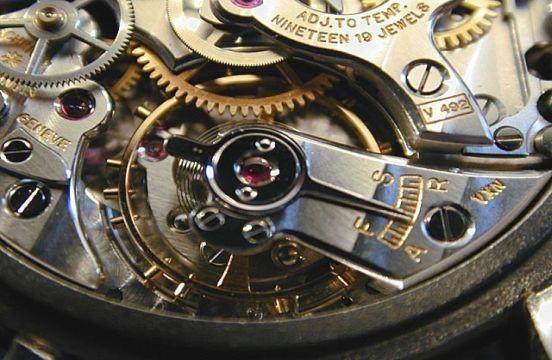 Ricambi orologi meccanici